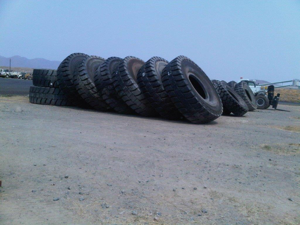 Tyre Bay Management